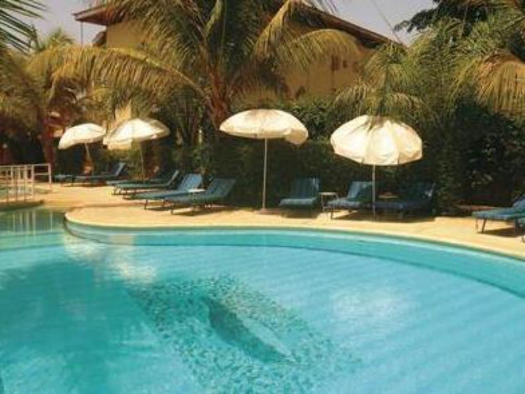 Piscine Hotel Les Flamboyants