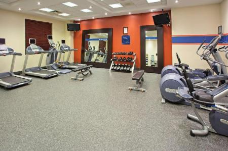 Fitness center Hampton Inn & Suites Chicago-North Shore/Skokie
