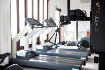 Fitness center Best Western Vientiane Hotel