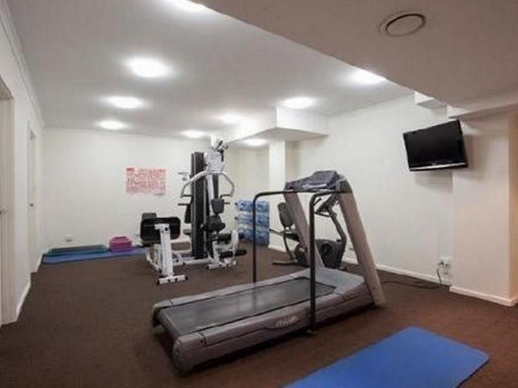 Fitness center Quest Mont Albert Serviced Apartments
