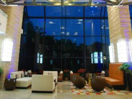 Lobby Radisson Summit Resort & Golf Panama