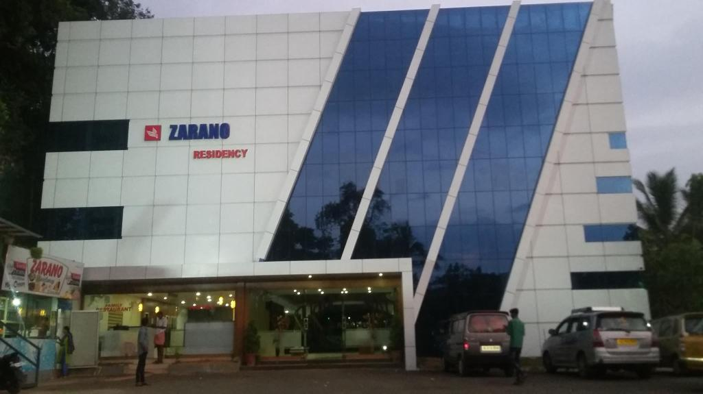 More about Zarano Residency