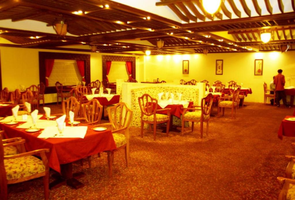 Restaurant Hotel Grand International