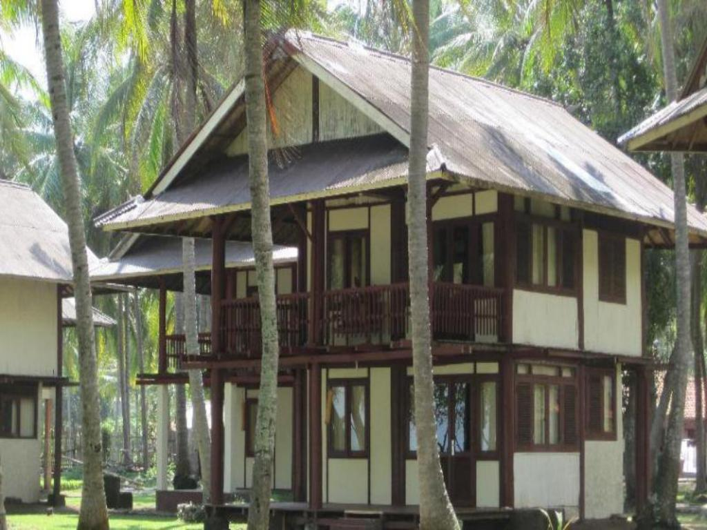 Tampilan interior Anyer Cottage