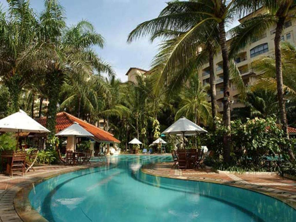 Marbella hotel convention spa anyer