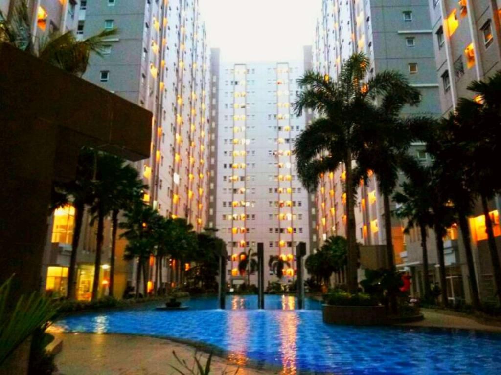 Studio Plus Room 1 at Puncak Kertajaya Apartment - Lae