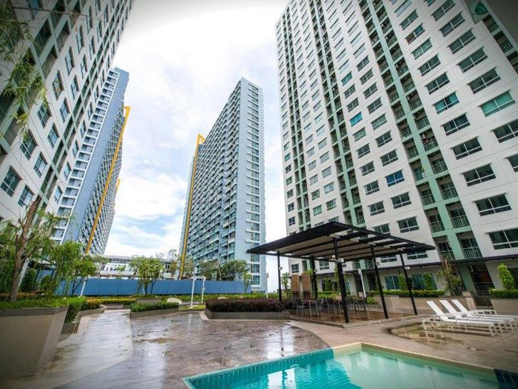 Studio - 2 adults - Pool Lumpini Seaview Jomtien by Strand
