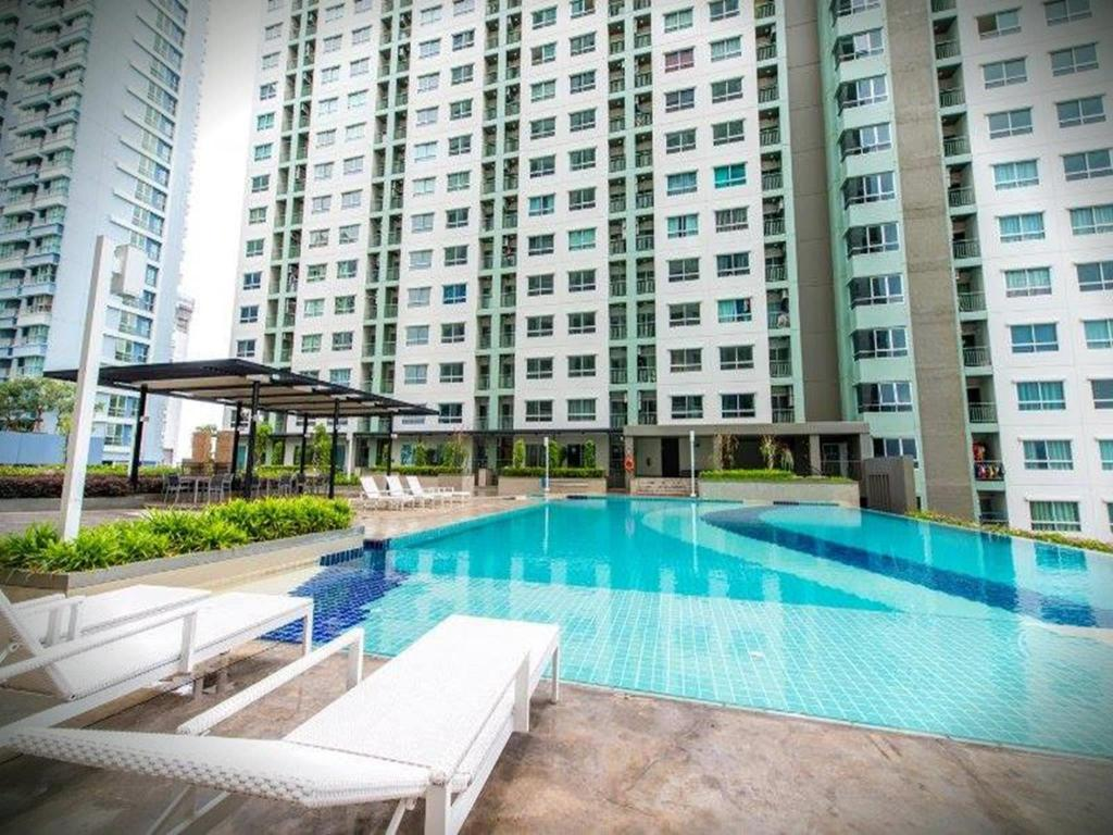 Swimming pool [outdoor] Lumpini Seaview Jomtien by Strand
