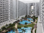 Luxury Condo with Pool View at Shell Residences