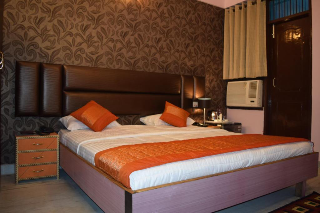 Executive Kamer met Balkon - Bed Savera Retreat