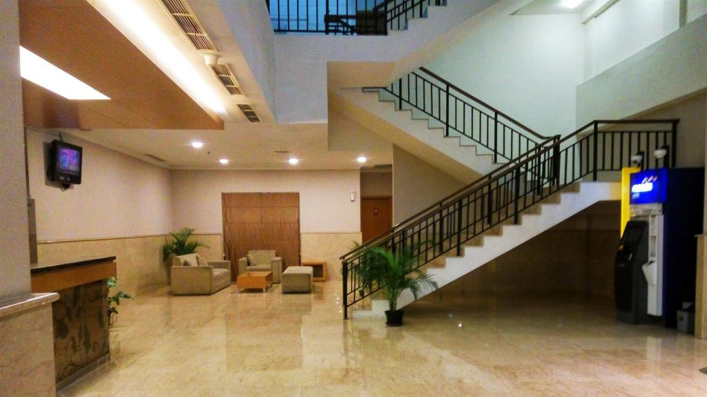 Lobby  1 BR Signature Park Apartment Tebet By Travelio