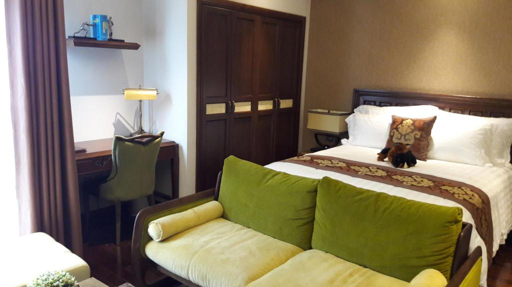 Studio Room - Bed JB Serviced Apartment Hanoi