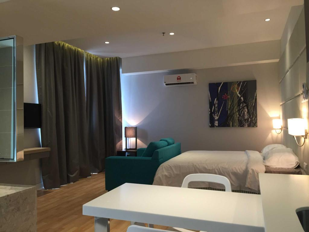 Δωμάτιο KL City D'Majestic 2BR Unlimited WIFI 1808