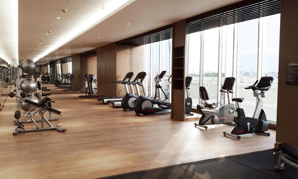 Fitness center Oakwood Suites La Maison Jakarta