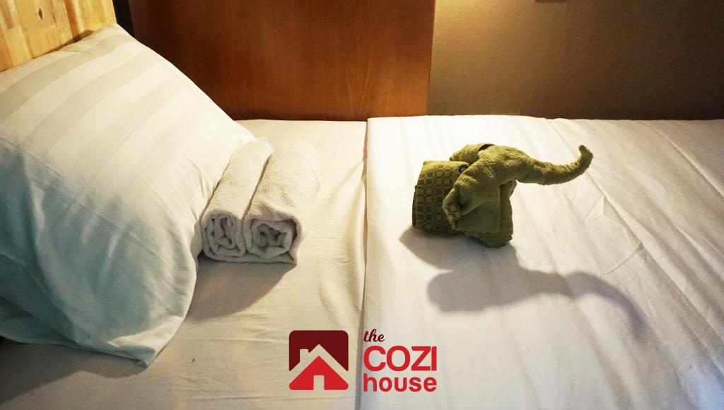 Slaapzaal 12 Bed (Gemengd) - Bed The Cozi House - Homestay