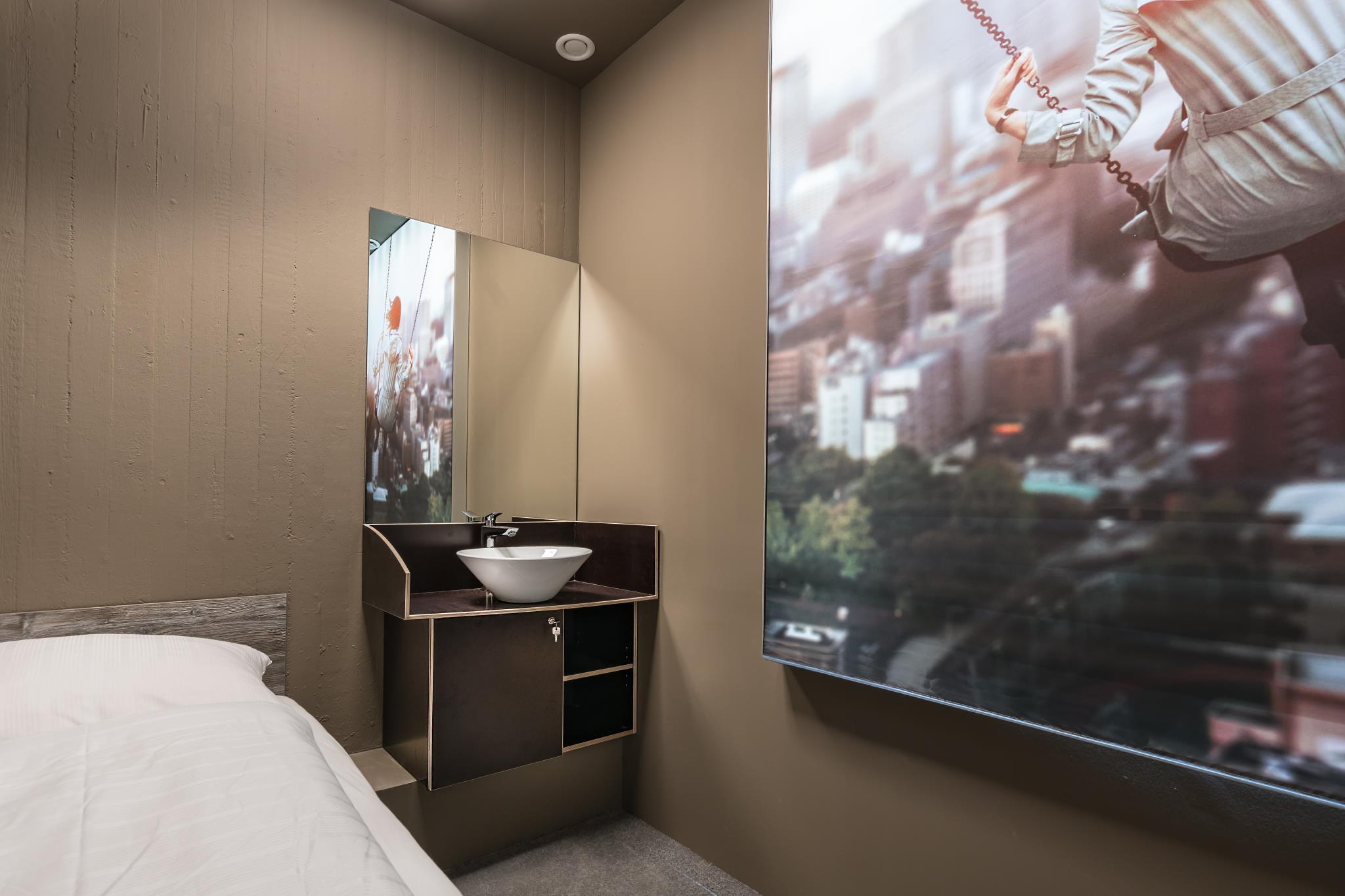 Das boxhotel goettingen app based hotel in g ttingen buchen for Unterkunft in gottingen