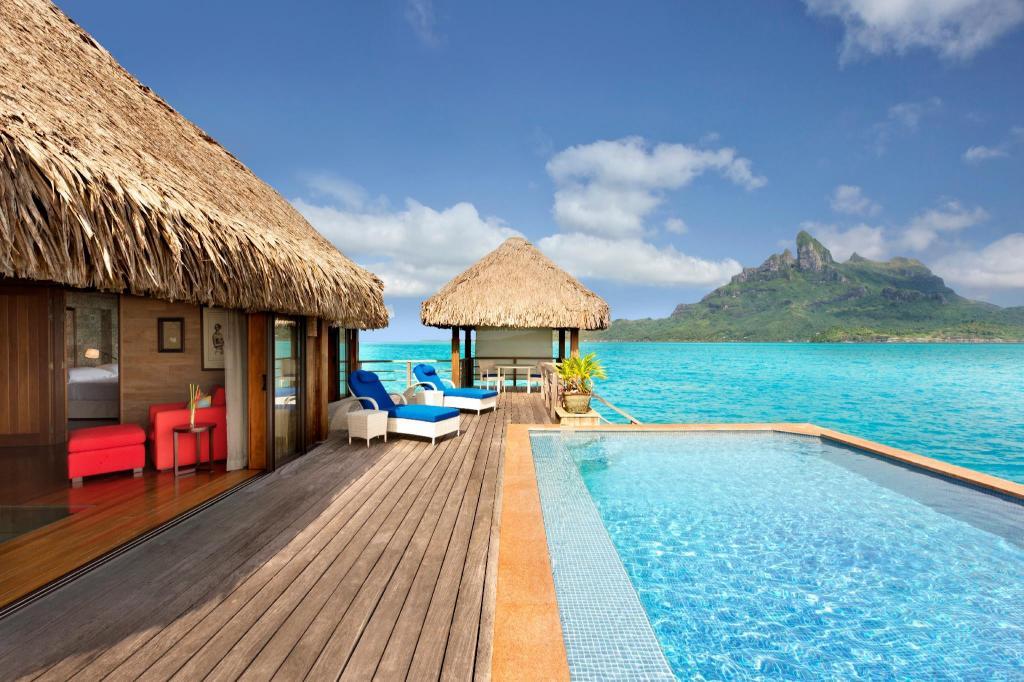 The St Regis Bora Resort