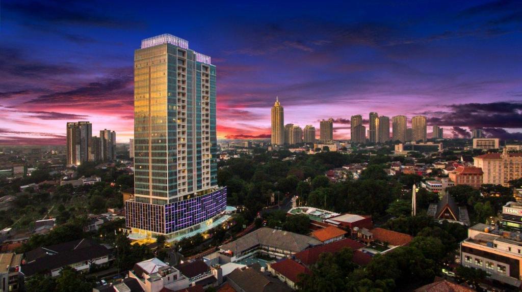 Oakwood Suites La Maison Jakarta In Indonesia Room Deals Photos