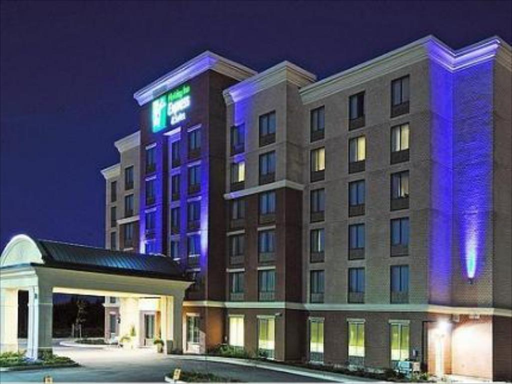 Interior view Holiday Inn Express Hotel & Suites Halifax Airport