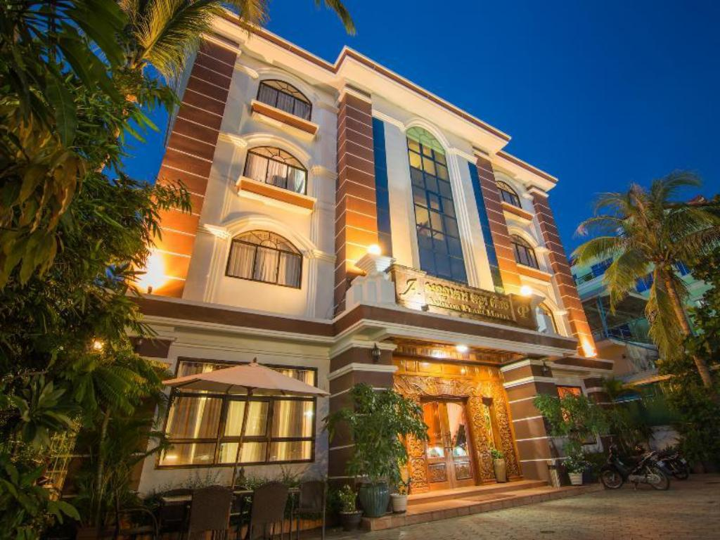 More about Angkor Pearl Hotel