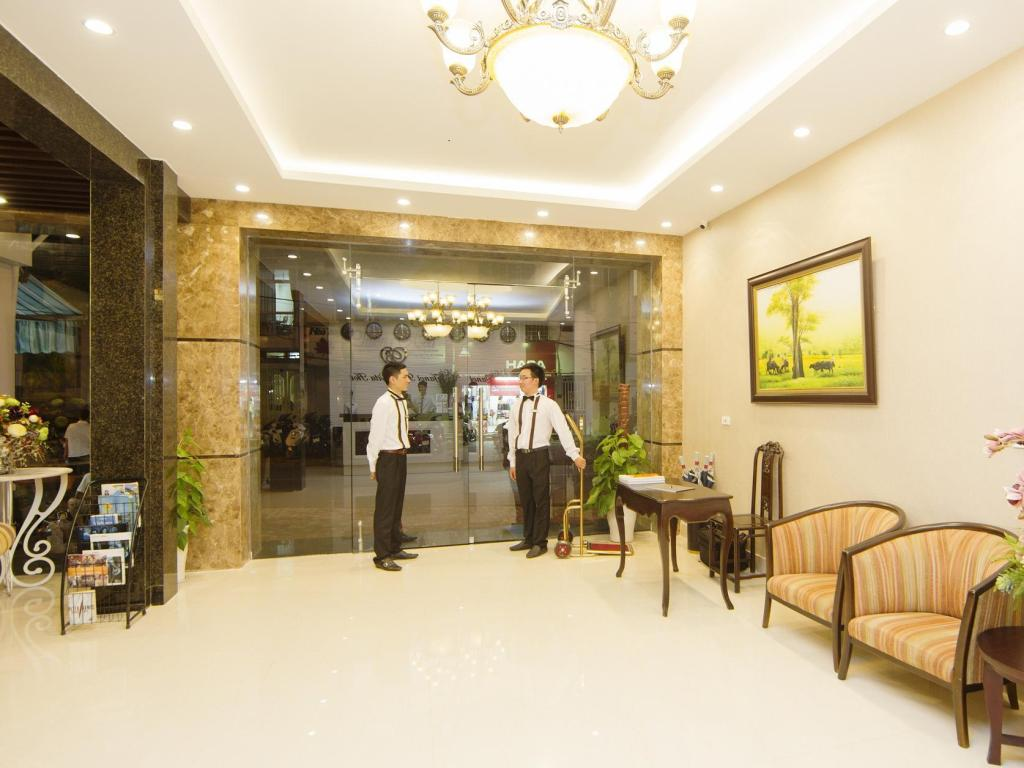 More about Hanoi Hasu Hotel