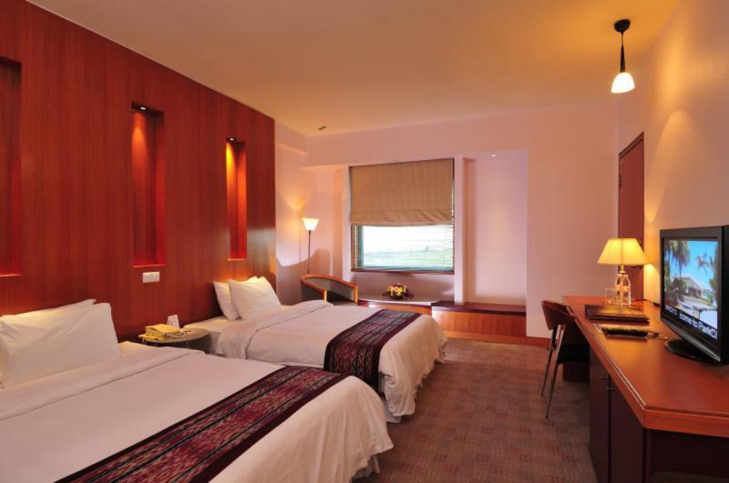 Deluxe Double Bed - Guestroom ParkCity Everly Hotel Bintulu