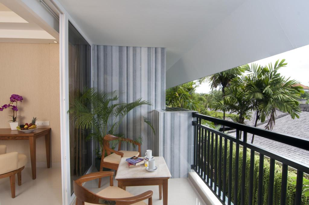 Deluxe King - Balcony/terrace Sulis Beach Hotel and Spa