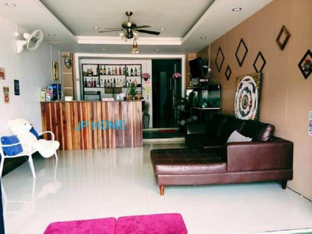 Interior view JP Home & Backpacker