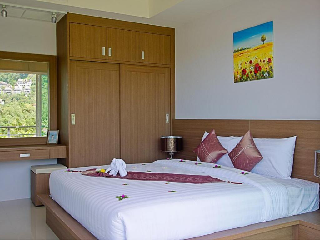 Luxury Studio Mountain View Bangtao Tropical Residence Resort and Spa