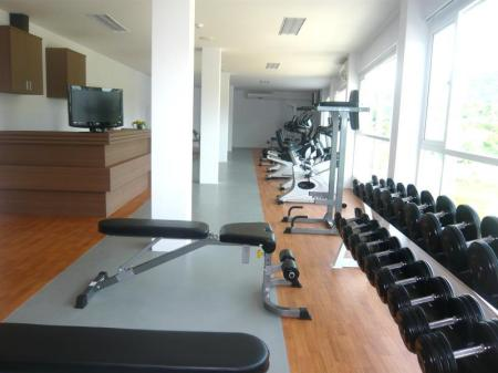 Fitness center Bangtao Tropical Residence Resort and Spa