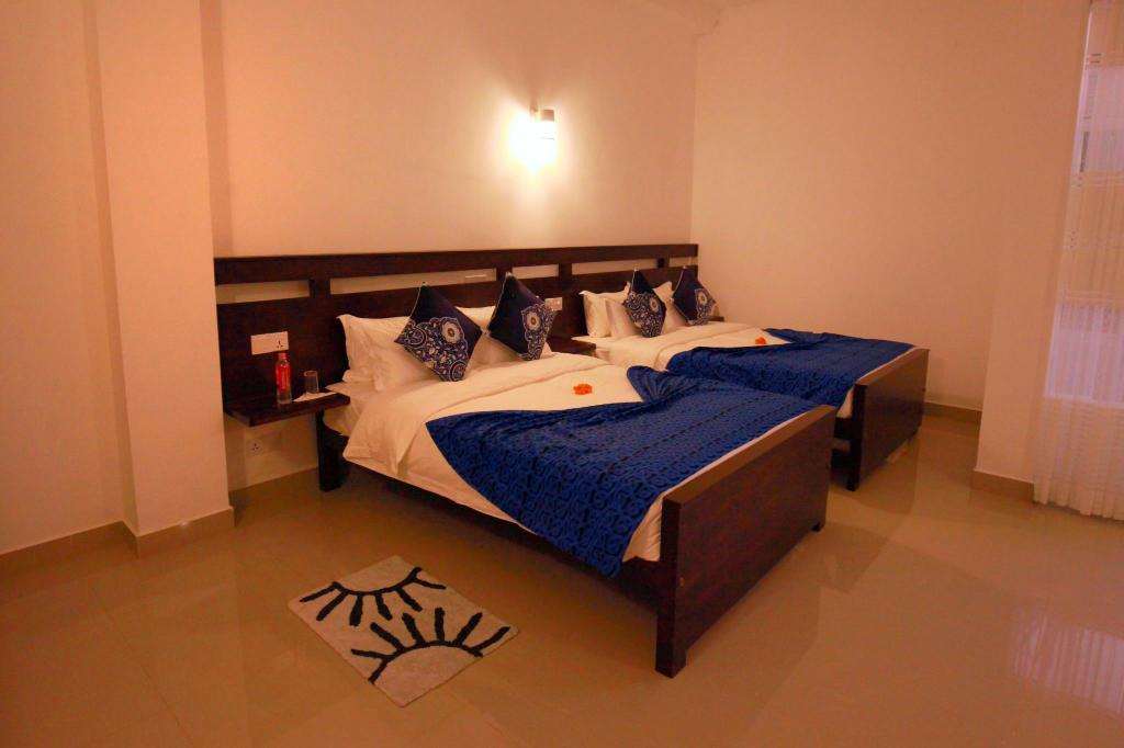Deluxe Triple Room - Bed lavenro hotel & resort