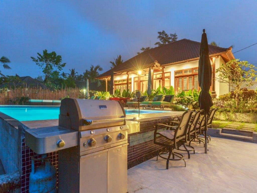 Luxe Lebah Villa II located in Heart of Ubud
