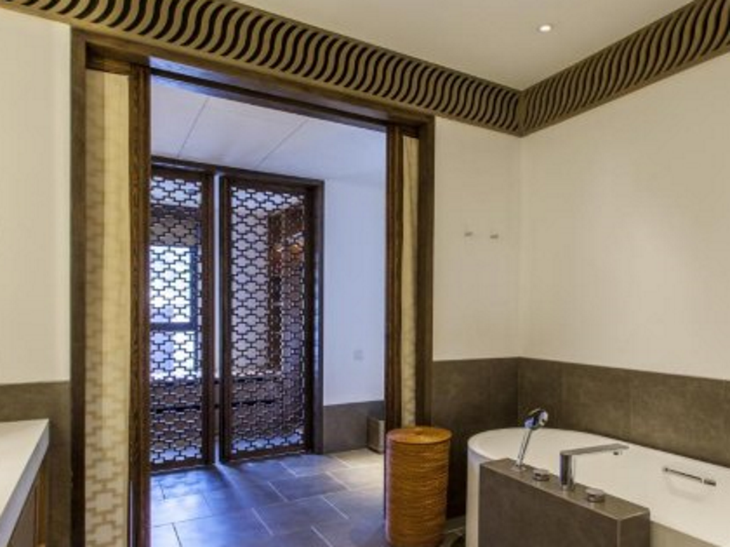 Bathroom Ahnluh Lanting Shaoxing Hotel & Resort