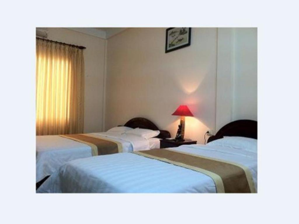 Double - 2pax - Bed Thanh Binh Hotel Vung Tau