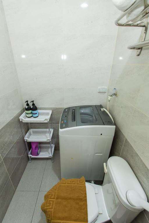 Bathroom GNstay-Elegant Double Room A