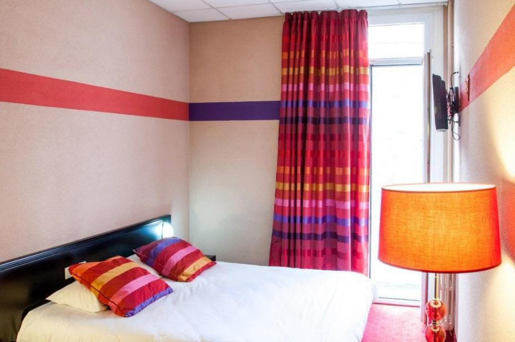 Single - Room - Bed Hotel Saint Sauveur