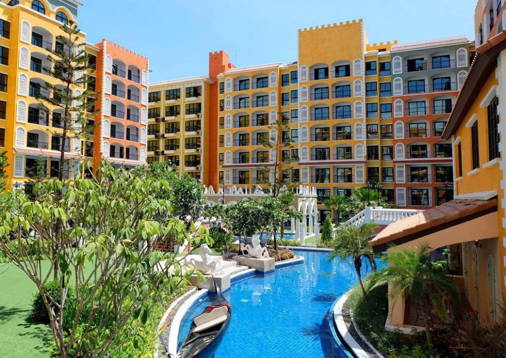 Bekijk alle 23 foto's Venetian Signature Condo Resort Pattaya - Pool Access Room