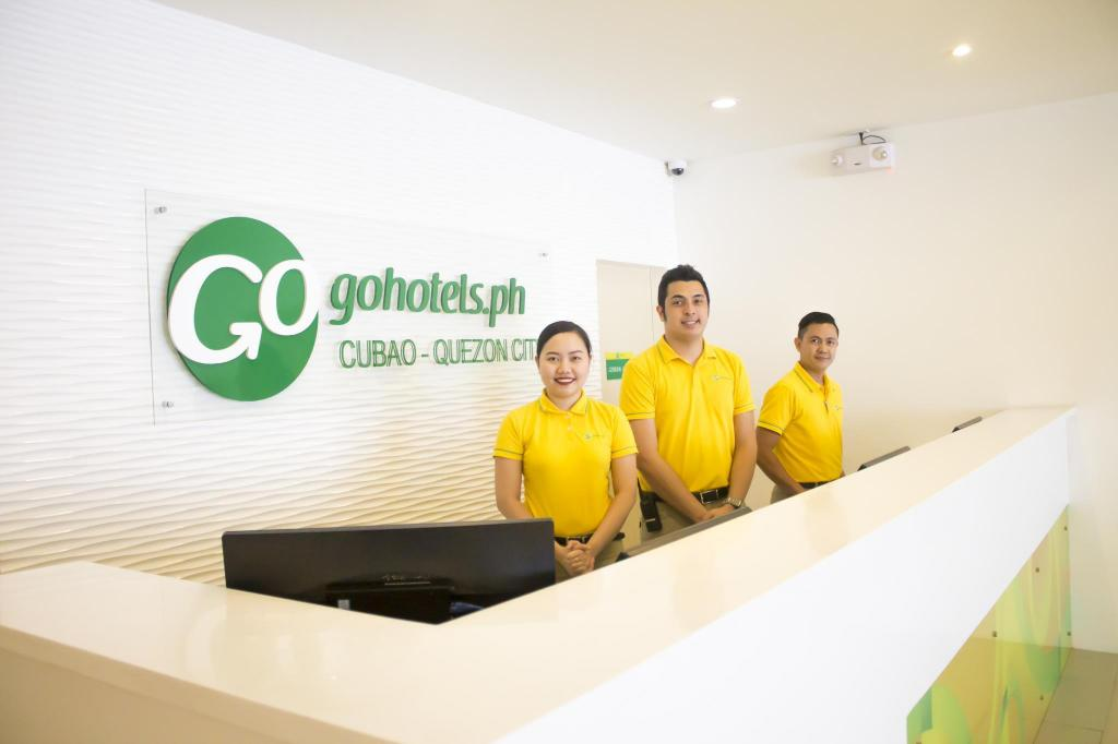 Meer over Go Hotels Cubao