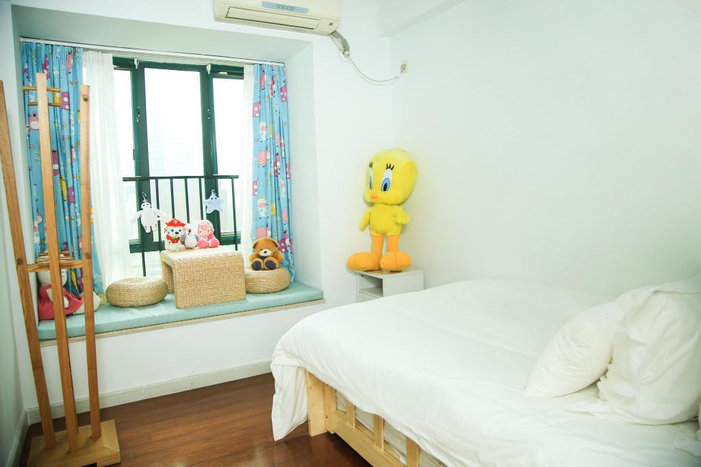 Guestroom Deer house Guangzhou  Zhujiang New Town U.S. Consulate General