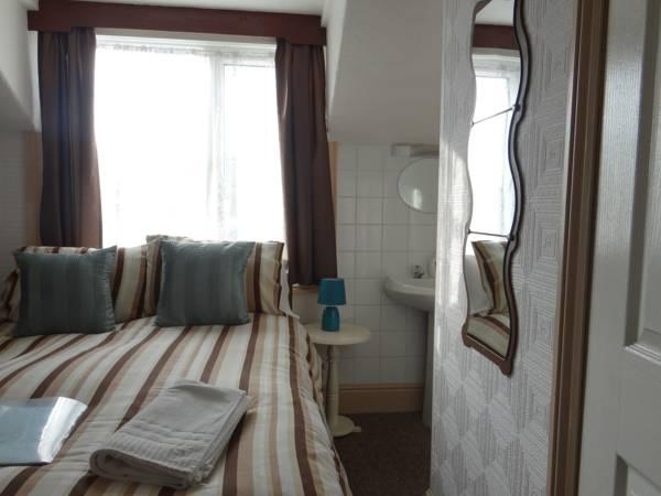 Doppelzimmer - 2. Etage (Double Room - Second Floor)