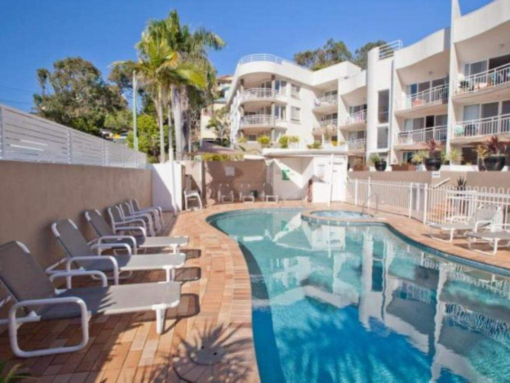 Mer om Kirra Palms Holiday Apartments