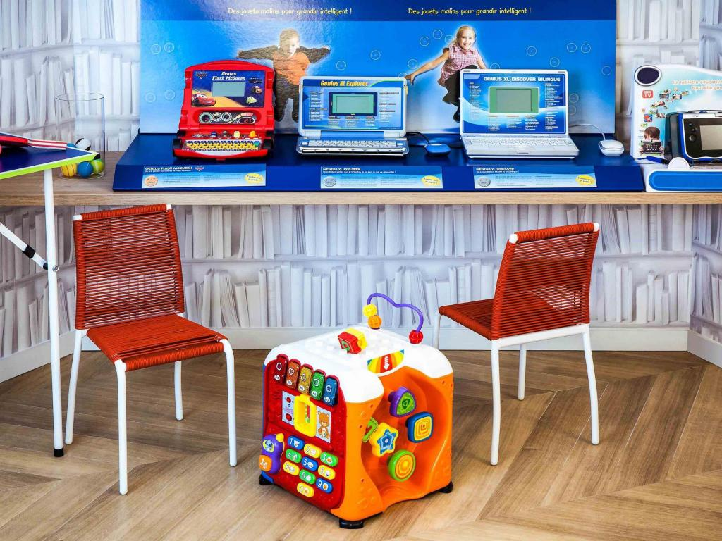 Kid's club ibis Styles Paris Nation Porte De Montreuil