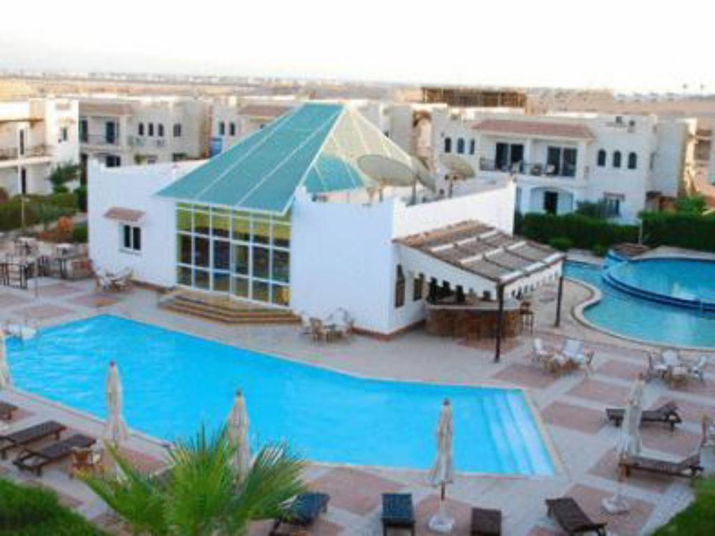 Swimmingpool Logaina Sharm Resort