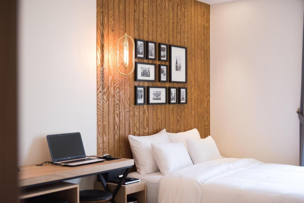 Standard Room - Bed Boutique Hotel XYM Pyeongtaek