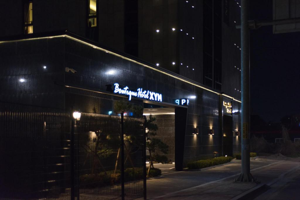 Boutique Hotel XYM Pyeongtaek