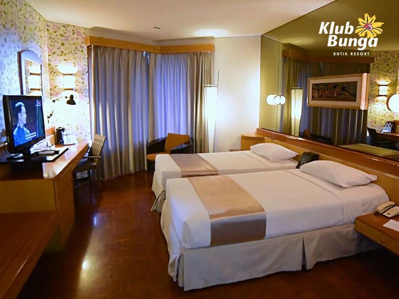 Kamar Superior Twin (Superior Room Twin)