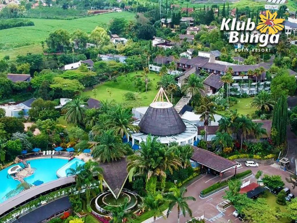 Malang Hotels Indonesia Great Savings And Real Reviews Voucher The 1o1 Oj Aerial View