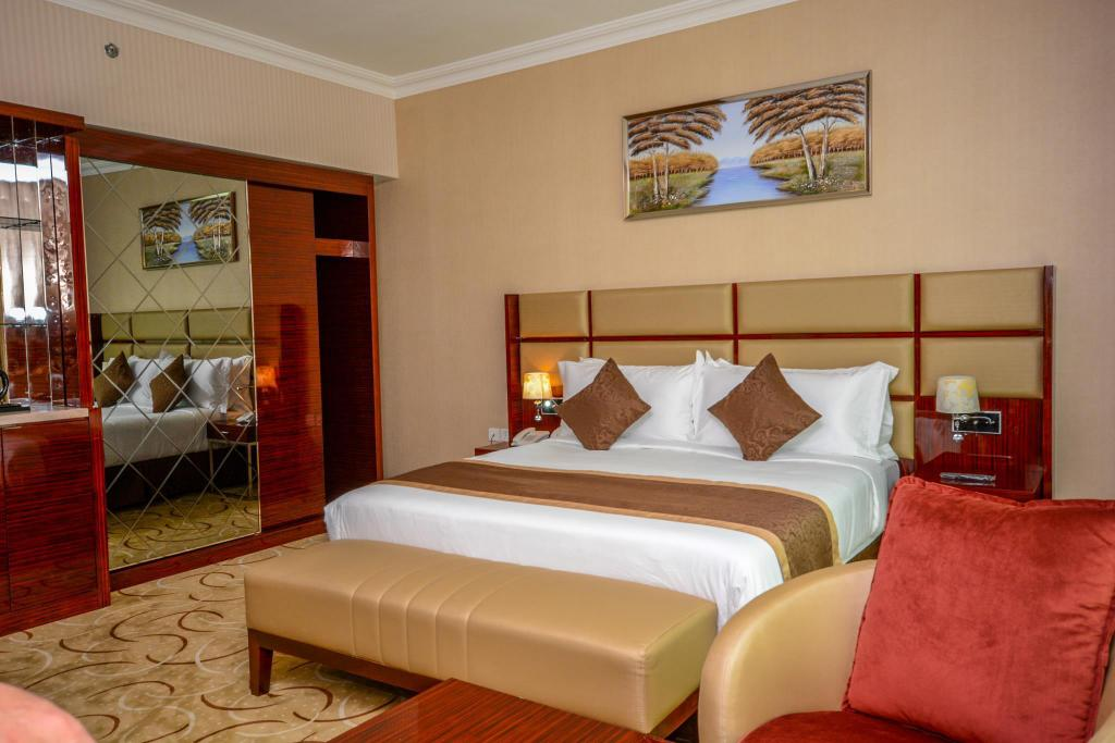 Standard - 1 Double - Bed Al Salam Grand Hotel