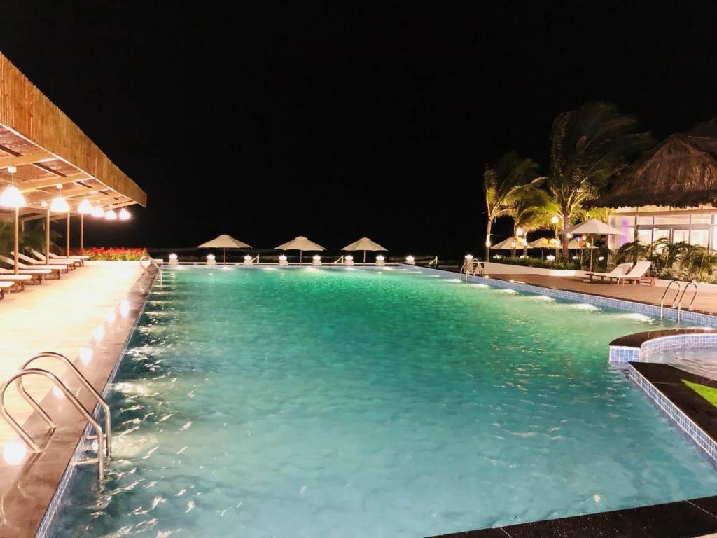 Das Homestay Seaview Vungtau Blue Sapphire Resort Apt In Vung Tau Buchen