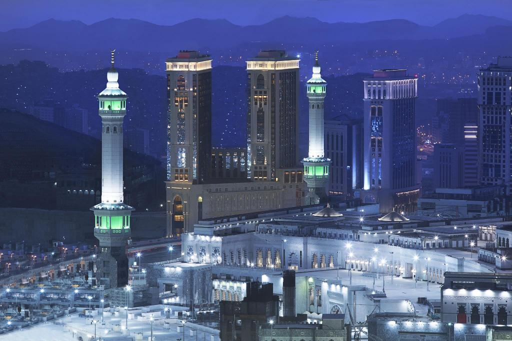 Hilton Makkah Convention Hotel In Mecca Room Deals Photos Reviews